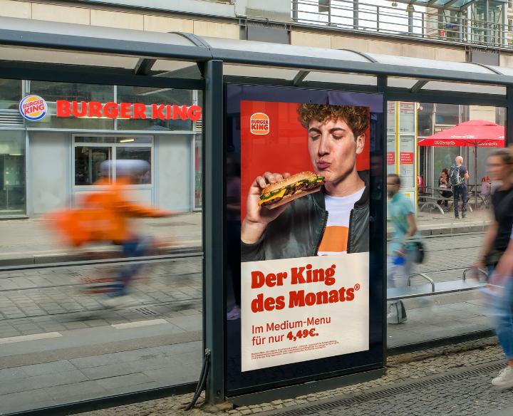 Burger King header