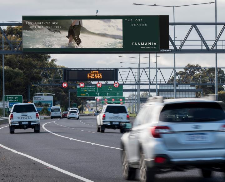 Tourism Tasmania Header Image