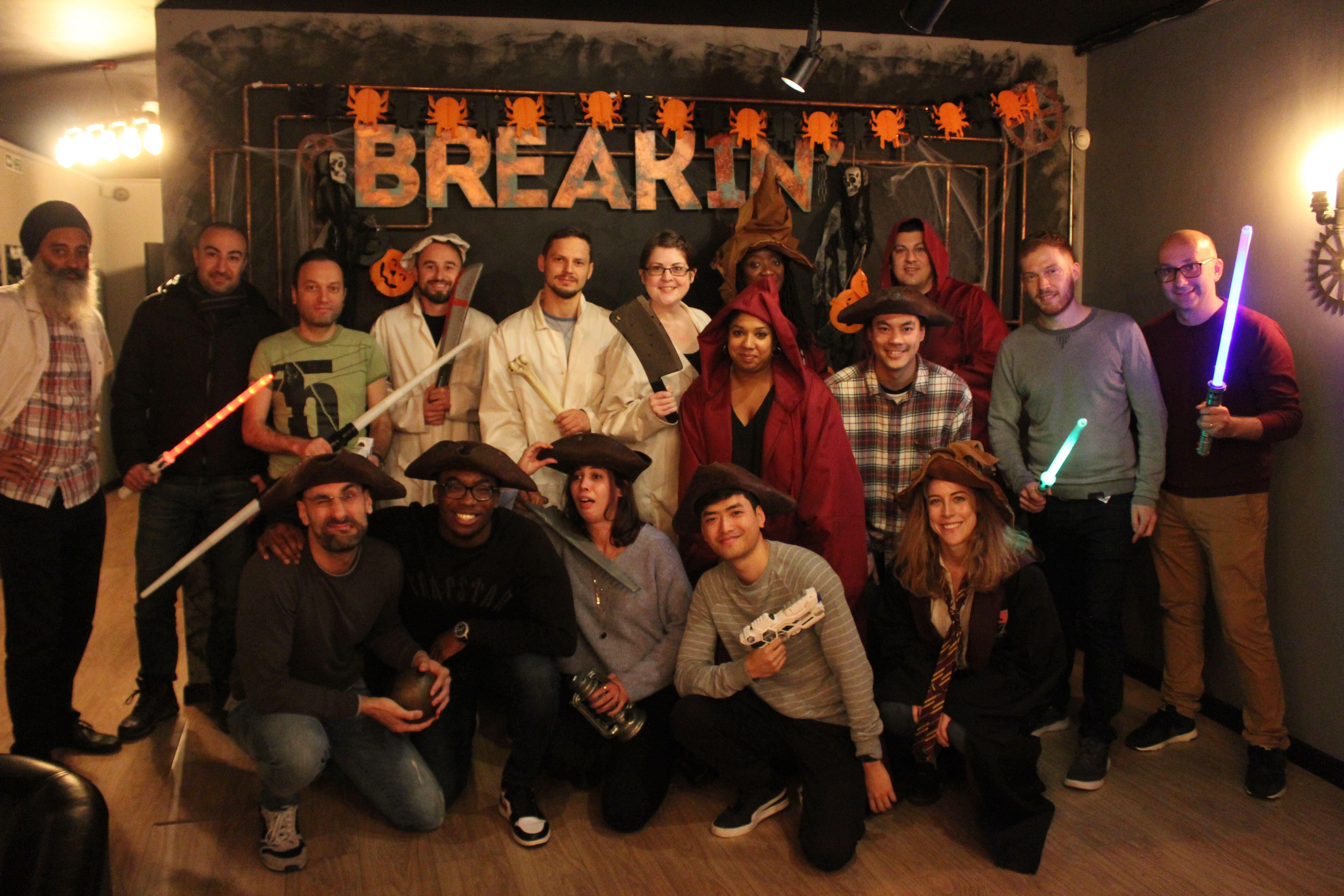 breaking london